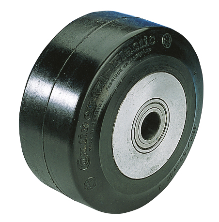 Solid rubber wheel model CP