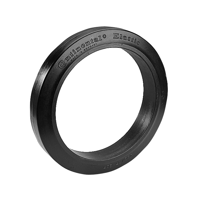 Elastik-Bandagen - CYLINDRICAL for solid rubber wheel