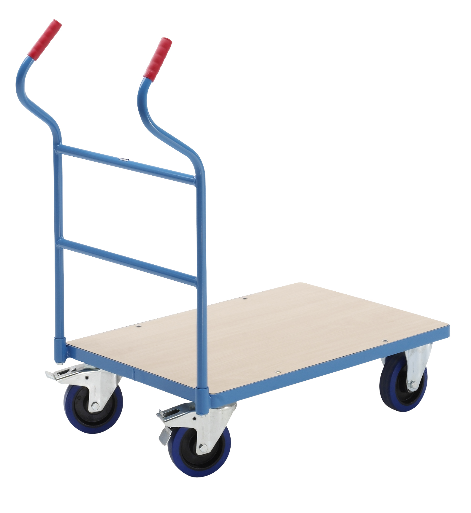 Ergonomic platform trolley 12600123