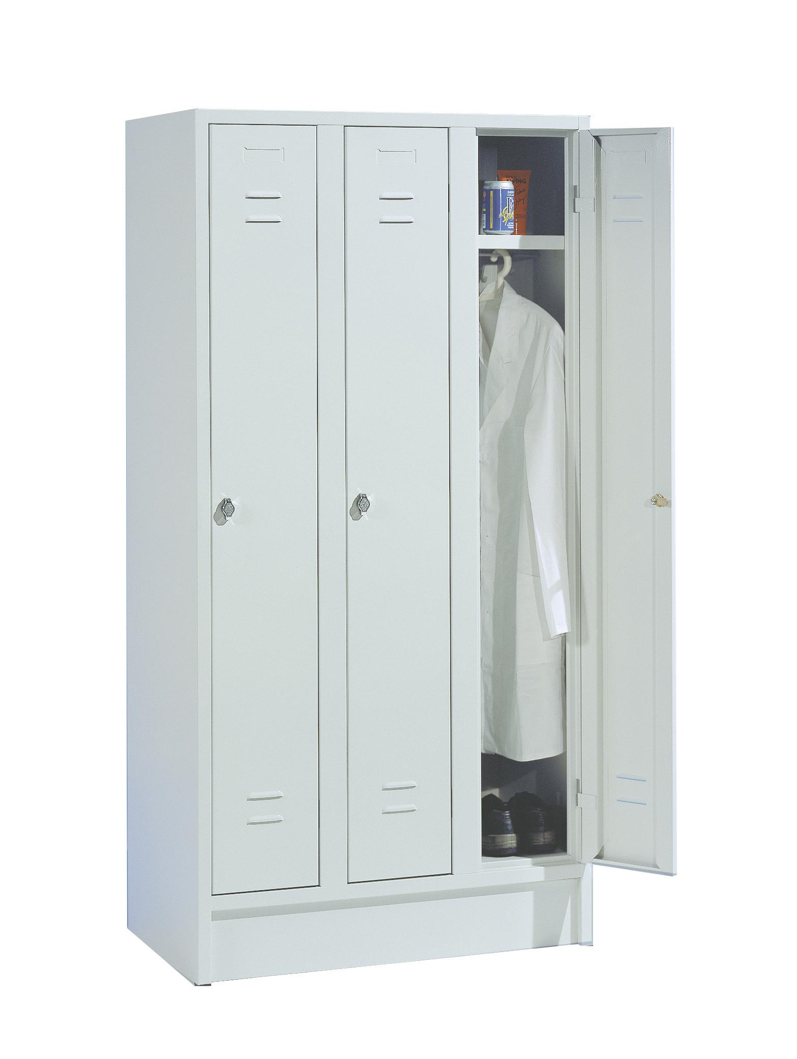 Garderobenschränke- und einrichtung | KRAUS