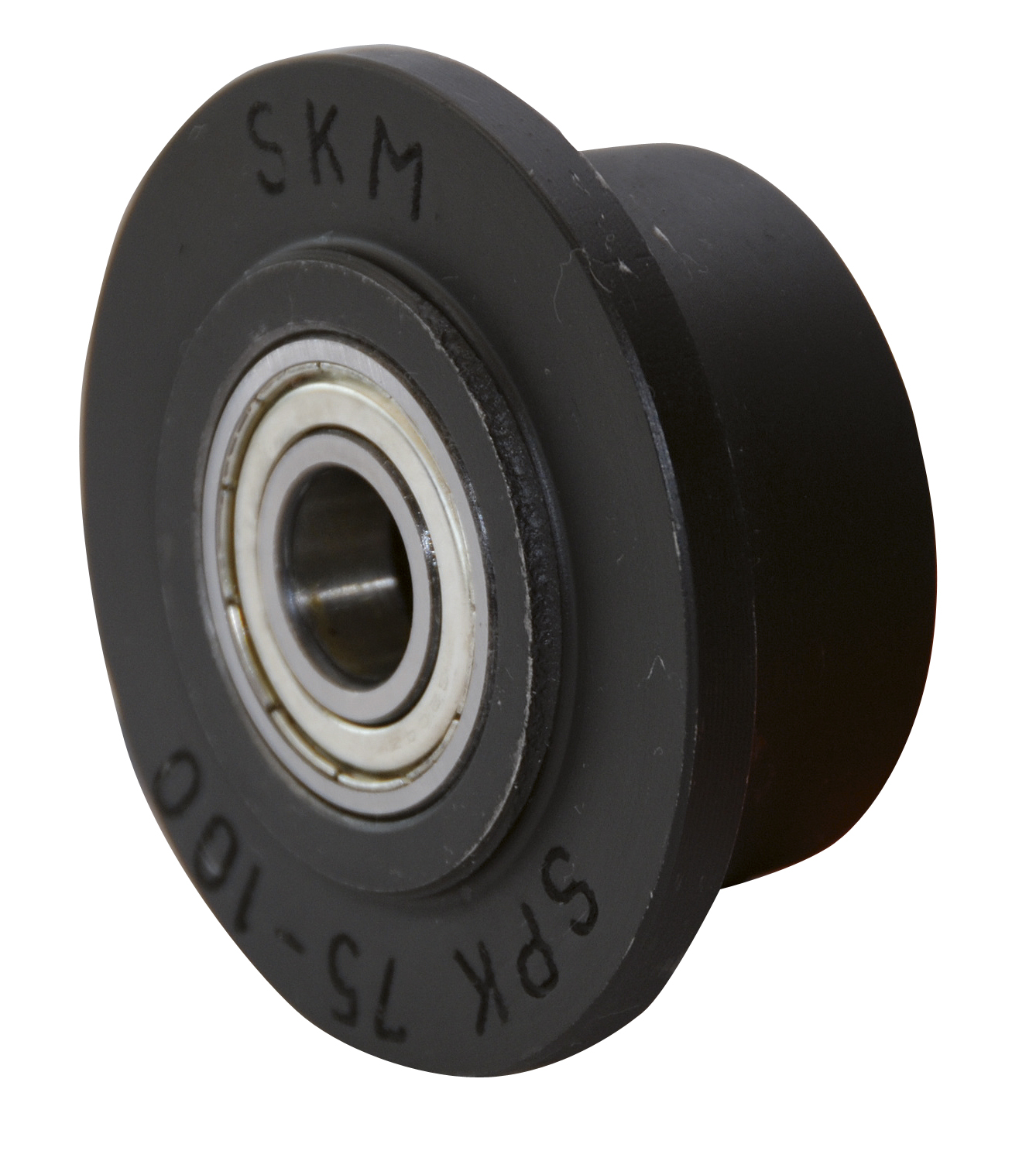 Model Flanged wheels