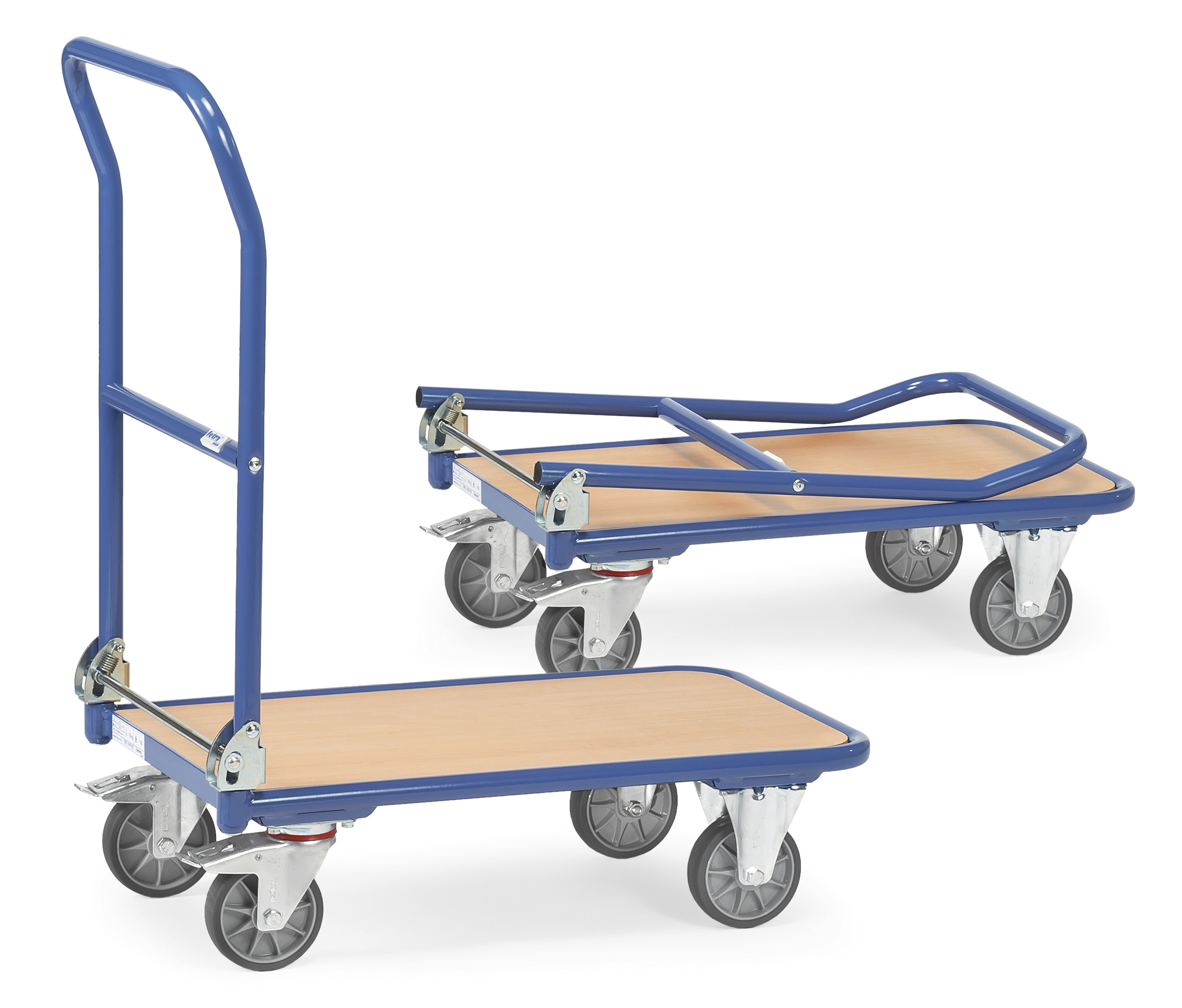 Platform trolleys - steel tube model KW1/KW11