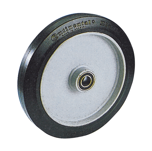 Solid rubber wheel model CN